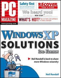 PC Magazine Windows XP Solutions