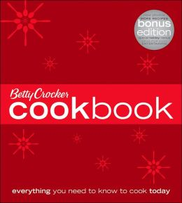 Betty Crocker Cookbook: Bonus Edition