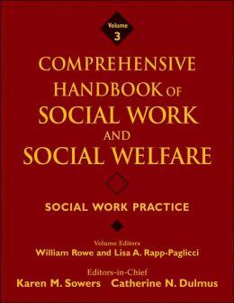 Comprehensive Handbook of Social Work and Social Welfare: Social Work Practice