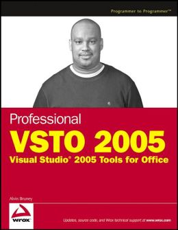 Professional Visual Studio 2005 Tools for Office