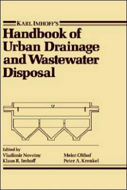 Karl Imhoff's Handbook of Urban Drainage and Wastewater Disposal