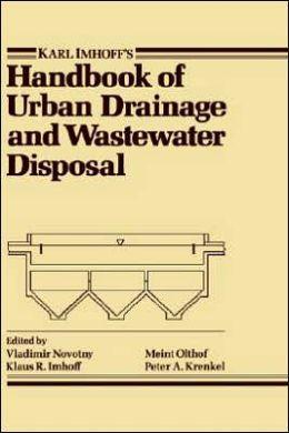 Karl Imhoff's Handbook of Urban Drainage and Wastewater Disposal