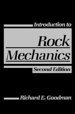 Introduction to Rock Mechanics