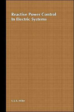 Reactive Power Control in Electric Systems