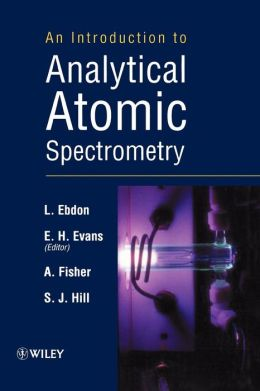 An Introduction to Analytical Atomic Spectrometry