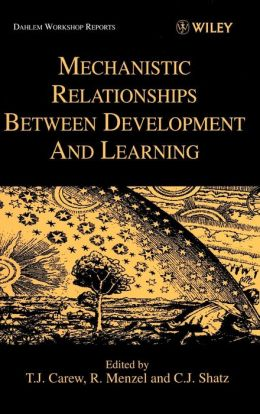Mechanistic Relationships Between Development and Learning