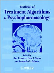 Textbook of Treatment Algorithms in Psychopharmacology
