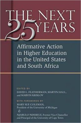 the disadvantages of affirmative action in the united states Affirmative action is the name given to programmes as with almost any programme in the united states, affirmative action has its critics.