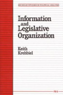 Information and Legislative Organization