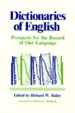 Dictionaries of English