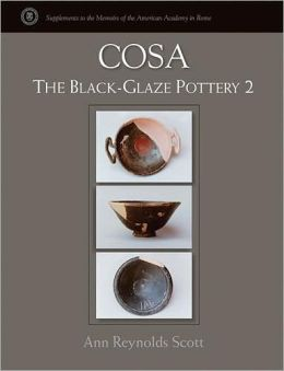 Cosa: The Black-Glaze Pottery 2