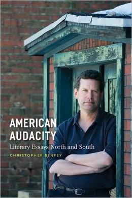 American Audacity: Literary Essays North and South