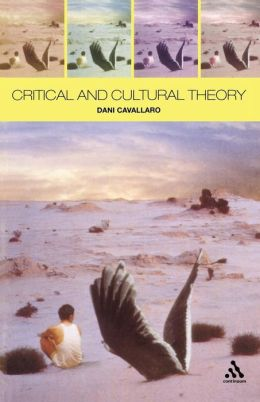 Critical And Cultural Theory