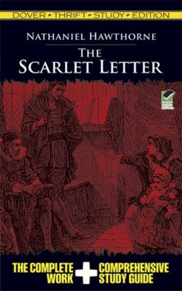 The Scarlet Letter: Dover Thrift Study Edition