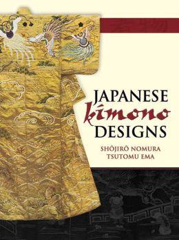 Japanese Kimono Designs