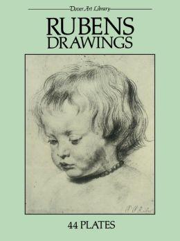 Rubens Drawings: 44 Plates