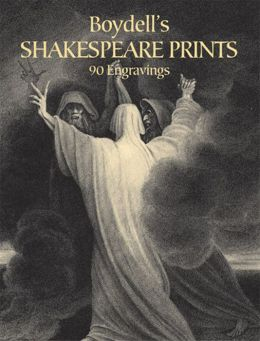 Boydell's Shakespeare Prints: 9 Engravings