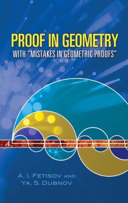 Proof in Geometry: With