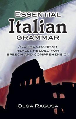 Essential Italian Grammar