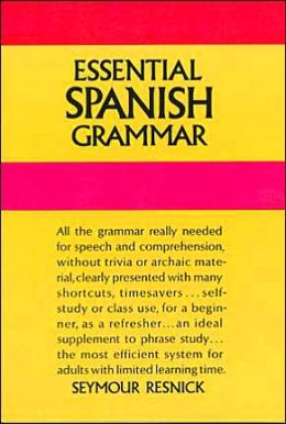 Essential Spanish Grammar