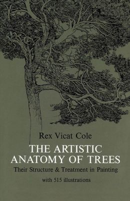 Artistic Anatomy of Trees