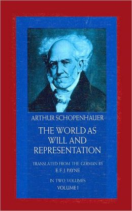 The World as Will and Representation, Volume 1