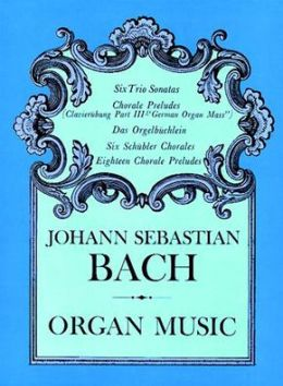 Organ Music: (Sheet Music)