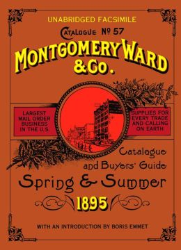 Montgomery Ward Catalogue of 1895