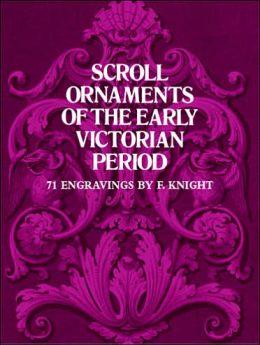 Scroll Ornaments of the Early Victorian Period