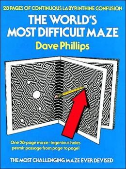 The World's Most Difficult Maze