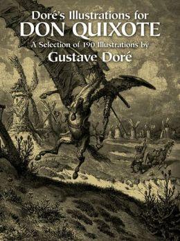 Dore's Illustrations for Don Quixote