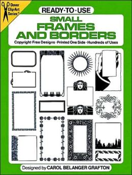 Ready-to-Use Small Frames and Borders
