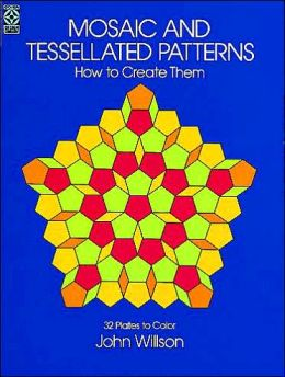 Mosaic and Tessellated Patterns (Dover Pictorial Archive Series): How to Create Them