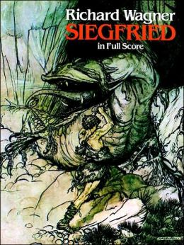 Siegfried: in Full Score: (Sheet Music)