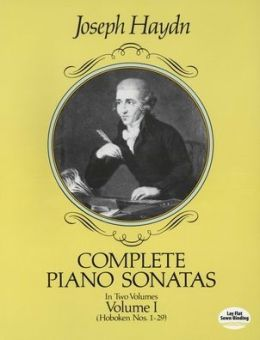 Complete Piano Sonatas: In Two Volumes: Vol. 1 (Hoboken Nos. 1-29): (Sheet Music)