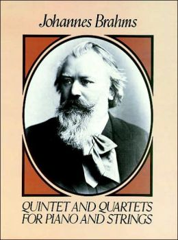 Quintet and Quartets for Piano and Strings: (Sheet Music)
