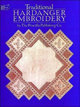 Traditional Hardanger Embroidery