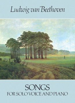 Songs for Solo Voice and Piano: (Sheet Music)