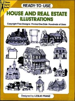 Ready-to-Use House and Real Estate Illustrations