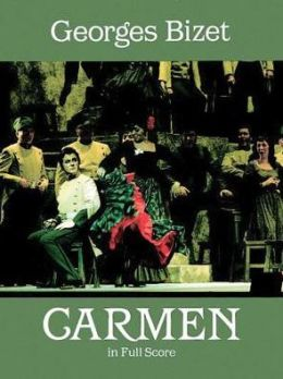 Carmen: in Full Score: (Sheet Music)