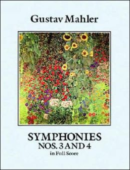 Symphonies Nos. 3 and 4: in Full Score: (Sheet Music)
