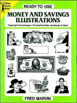 Ready-to-Use Money and Savings Illustrations