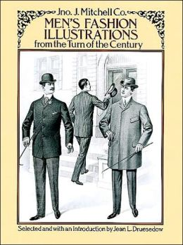 Men's Fashion Illustrations from the Turn of the Century