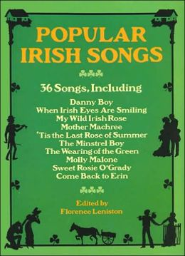 Popular Irish Songs: (Sheet Music)