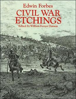 Civil War Etchings