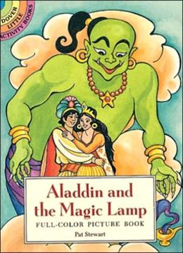 Aladdin and the Magic Lamp: Full-Color Picture Book