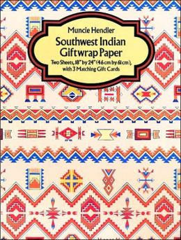 Southwest Indian Giftwrap Paper