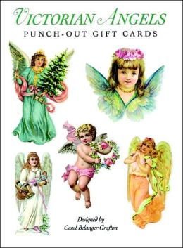 Victorian Aangels Punch-Out Gift CA: 16 Designs