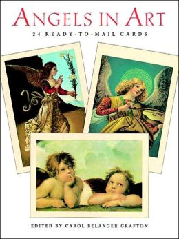 Angels in Art Cards: 24 Ready-to-Mail Cards