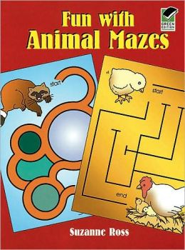 Fun with Animal Mazes